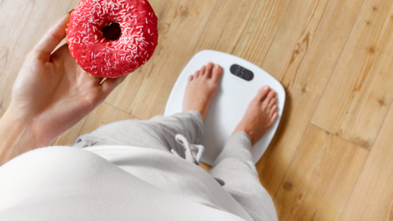 Perte de poids Julia Monnier