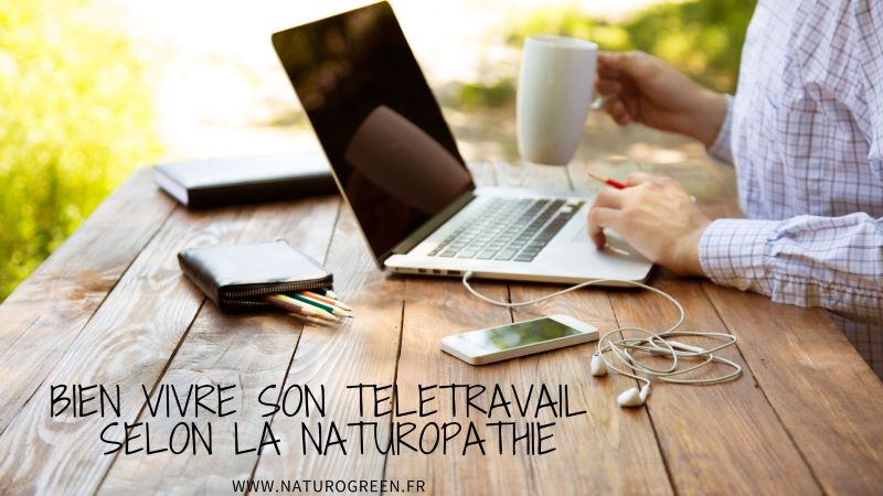 home office et naturopathie