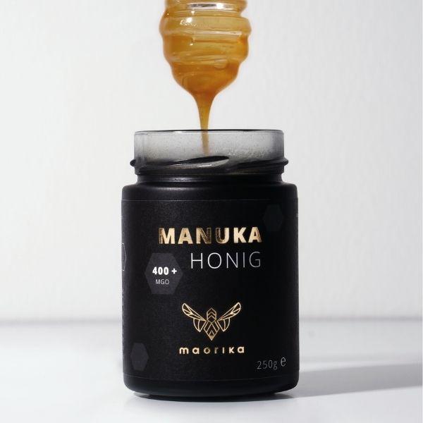 miel de manuka et imperfection cutanee